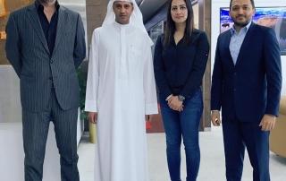 Sania-Ansari-with-MBM-Group