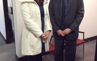 H.E.Sania-Ansari-with-Minister-in-Torronto