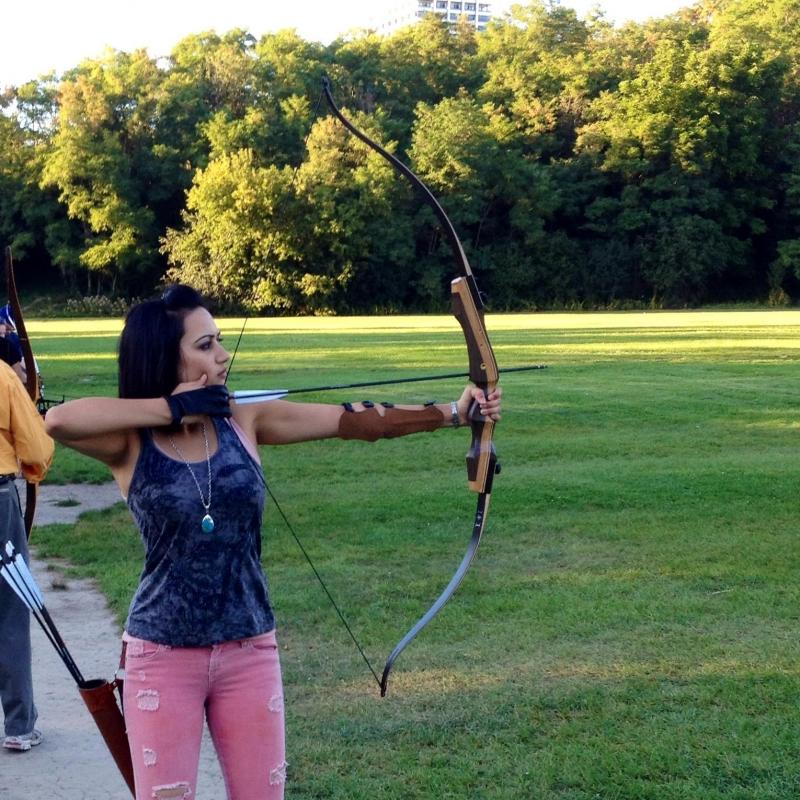 Archery-Sania-Ansari