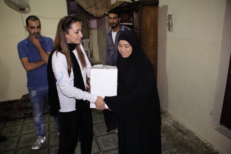 H.E.Sania-Ansari-in-Jordan