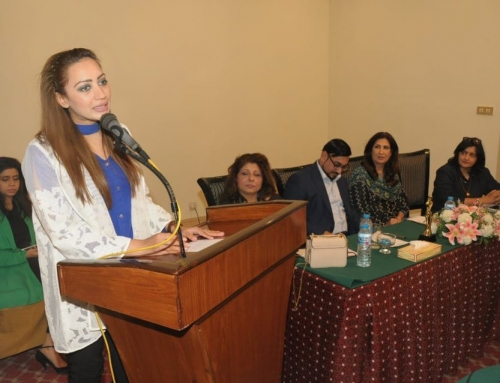 Recognition of Honor Ceremony for appointment of Wonder Women Ambassadors & Directors in Karachi