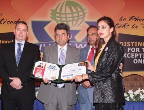 Who's Who Pakistan Award