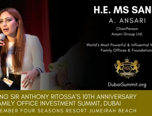 10th Global Family Office Investment Summit in Dubai.