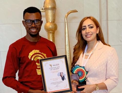 Pan Africa Award 2019.